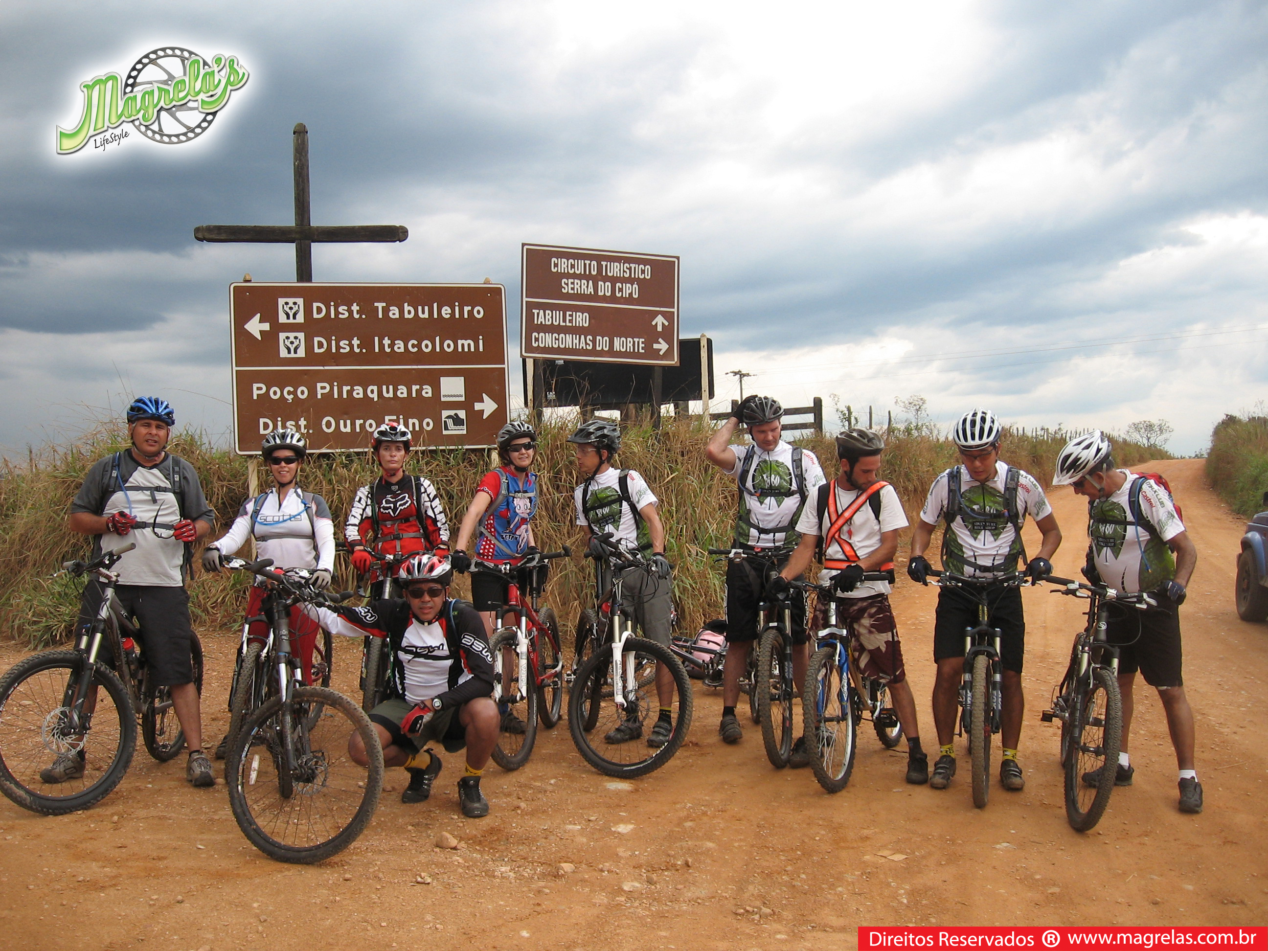 Rota dos Diamantes Off Road - Dia 04 de 10