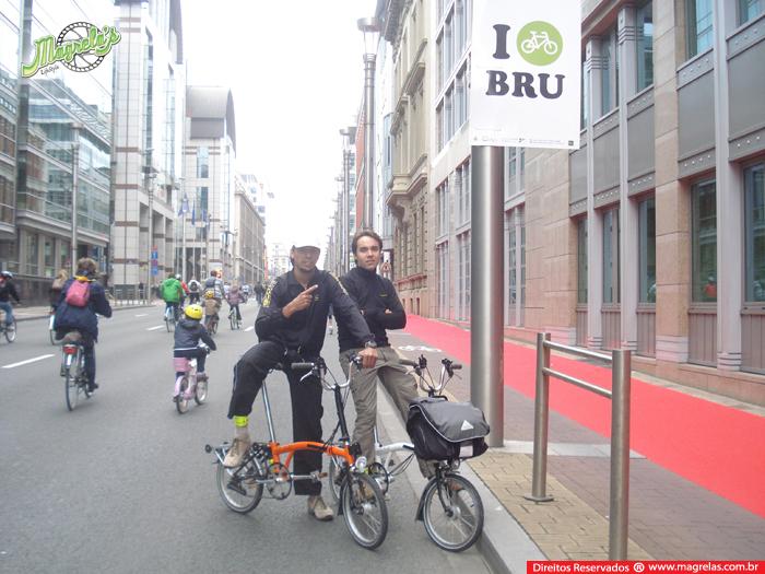 Dia Mundial sem Carro 2010 - Bruxelas