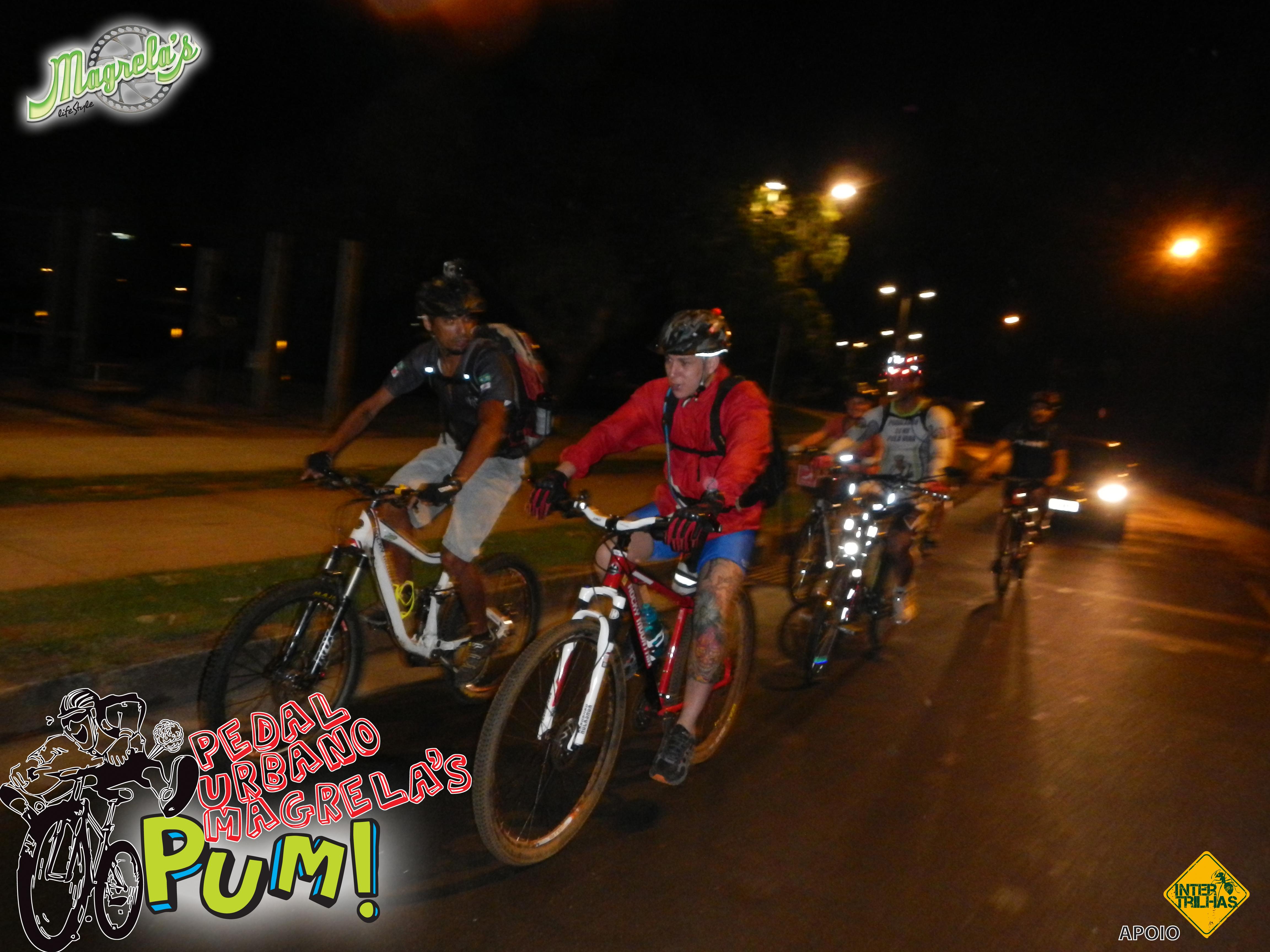 PUM - Pedal Urbano Magrela's