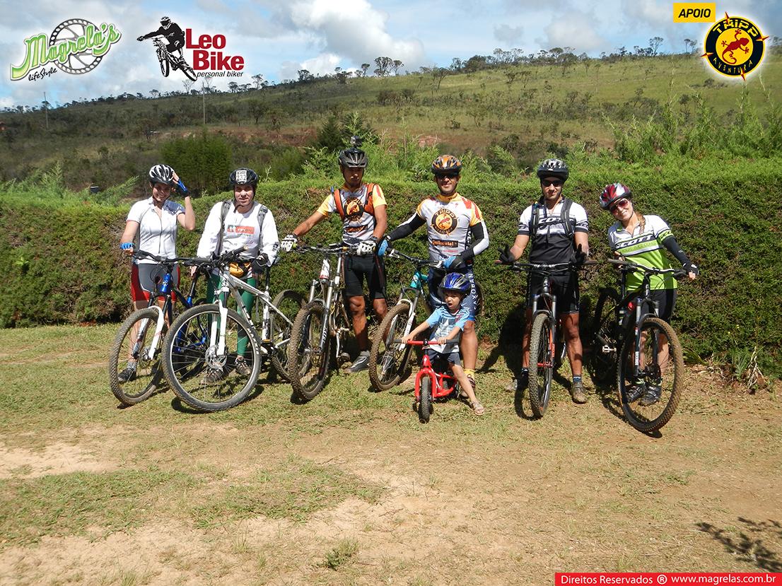 Semana Santa 2014 - Serra da Jaguara - Dia 01 de 03