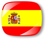 Bandeiras Paises Espanhol -  200px - 72dpi
