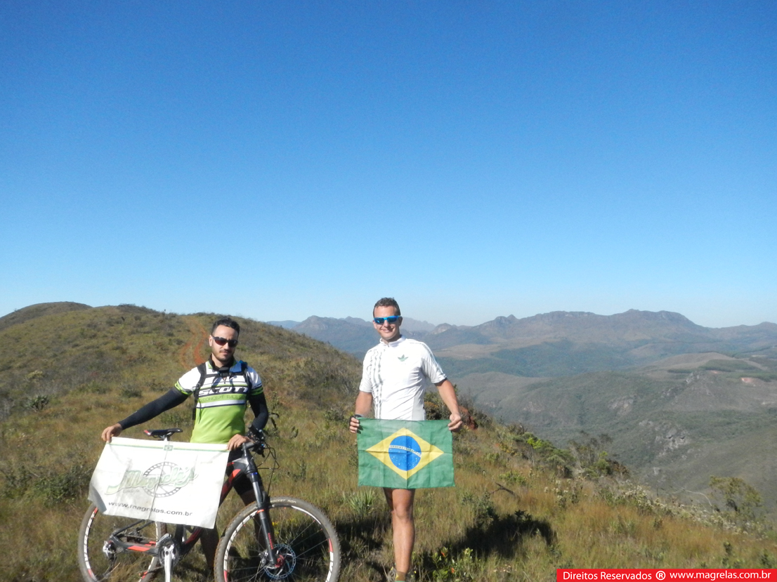 Serra da Jaguara Pico do Monge