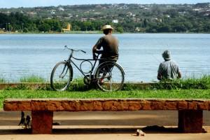 Lagoa Santa MG Foto Ludmila Tavares vida pacata pescador calmo rio contos interior ciclista vida saudável(6)